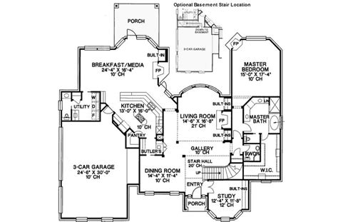 Kitchen With Butlers Pantry Plan by The Butlers Pantry Between Kitchen And Dining Room