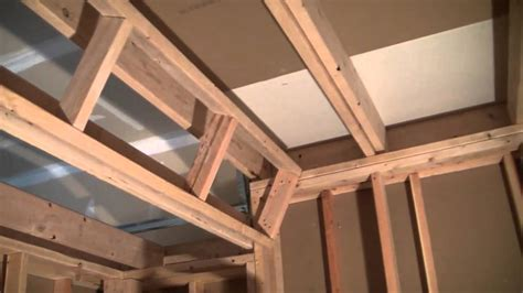 build a room building a soundproofed room within a room part 1