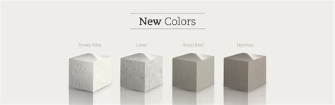 new colors new silestone colors