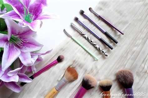 Make Up Za beautyartbypanek005 top10 pristupa芻nih kistova za make up