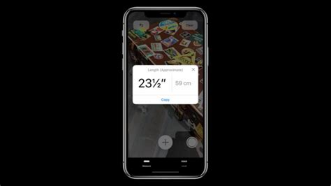 apple measure app  ios  threatens  existing measuring apps business insider