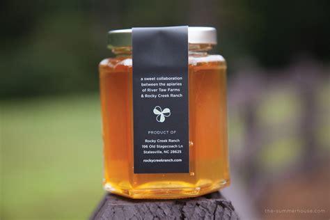 design your own honey label design honey labels the summer house