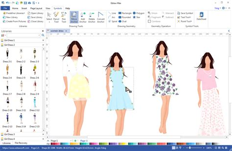 design clothes program mac fashion sketches screenshot x 64 bit download