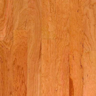 American Cherry Hardwood Flooring Millstead American Cherry Engineered Wood Flooring 5 In X 7 In Take Home Sle Mi