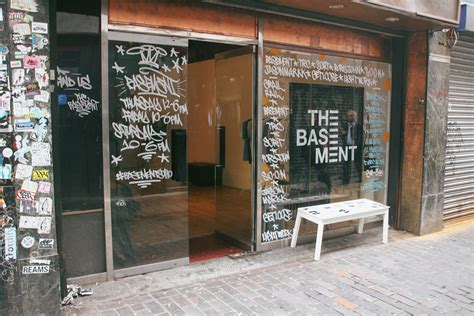 basement merch uk how the basement went from to pop up store