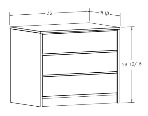 Standard Dresser Width by Room Layout Housing At Purdue