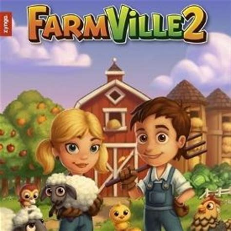 Zynga Hopes for Comeback With Farmville 2 | News & Opinion ... Zynga Games Farmville 2 Facebook