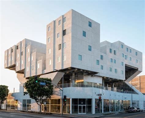 Skid Row Housing Trust - 57 michael maltzan architecture a f a s i a