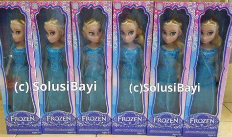 Sale Mainan Anak Boneka Muka Make Up barang barang frozen dan elsa