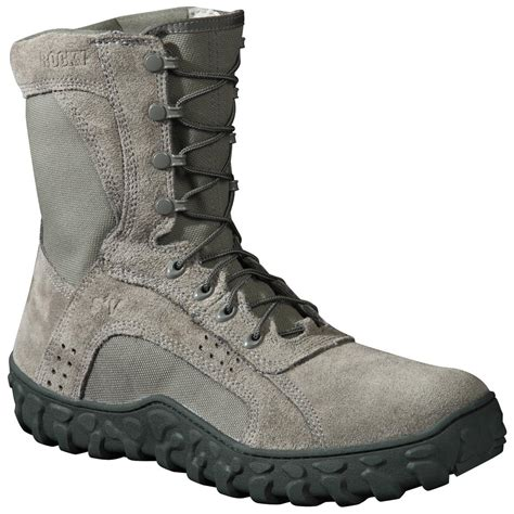 steel toe boots for s rocky 174 s2v steel toe boots 218842 combat