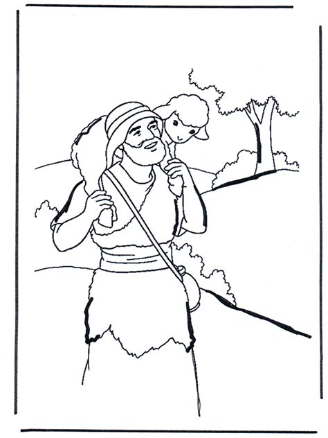 coloring pages jesus the good shepherd free coloring pages of good shepard