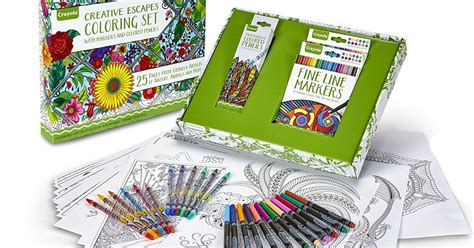 coloring books for adults walgreens crayola coloring book marker activity
