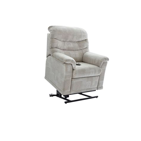 lift and rise recliners g plan malvern lift rise recliner in fabric at smiths