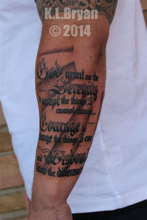serenity tattoos designs 17 best ideas about serenity prayer on