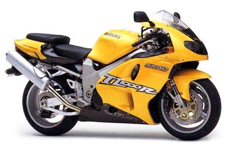 99 Suzuki Tl1000r Suzuki Tl1000r Model History