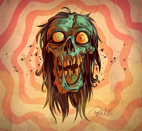 design art zombie best 25 zombie illustration ideas on pinterest zombie