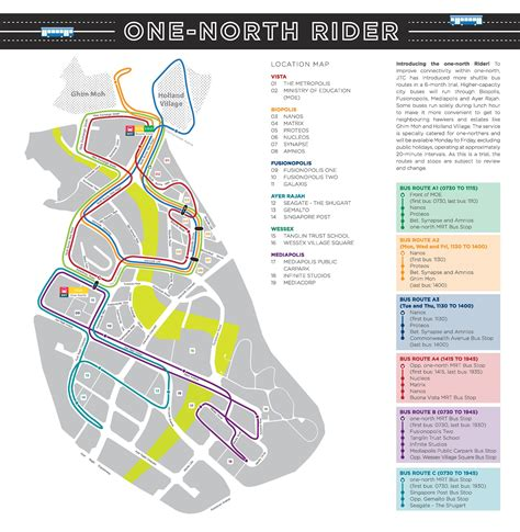 one map one rider map land transport guru