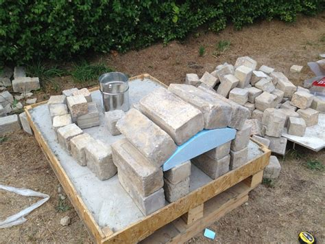 diy backyard pizza oven diy outdoor project pizza oven 16 icreatived