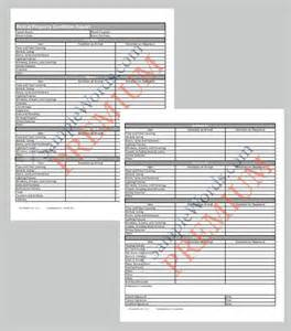 Rental Property Condition Report Template by 2015 Employee Expense Report New Calendar Template Site