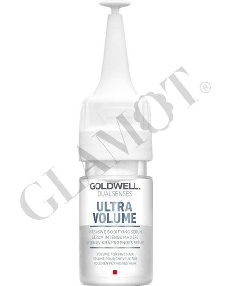 Goldwell Ultra Volume Sho goldwell dualsenses ultra volume intensive bodifying serum