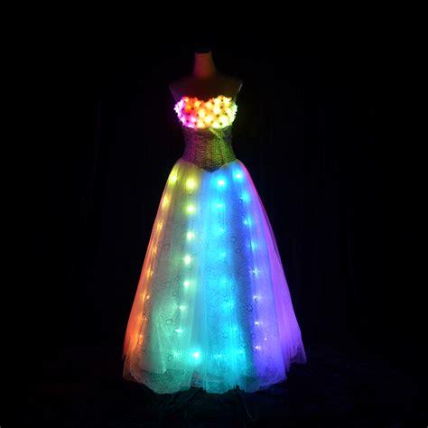 led light up clothing online buy wholesale led dress lights from china led dress