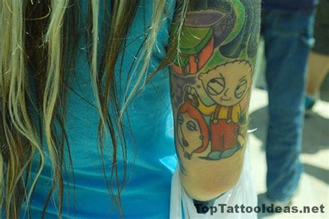 stewie griffin tattoo designs 613 best images about arm tattoos on tribal