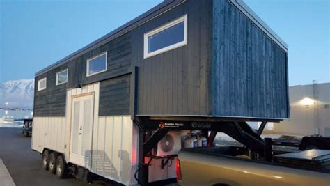 tiny house gooseneck trailer 28 gooseneck trailer tiny house by alpine tiny homes