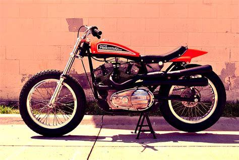 Harley Davidson Xr 750 1972 harley davidson xr750 flat tracker silodrome