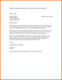 New Year Business Letter Format 5 business letter format with letterhead bussines