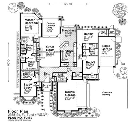 Fillmore Plans by F2182 Fillmore Chambers Design