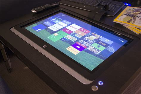 Coffee Table Touch Screen Touchscreen Coffee Table