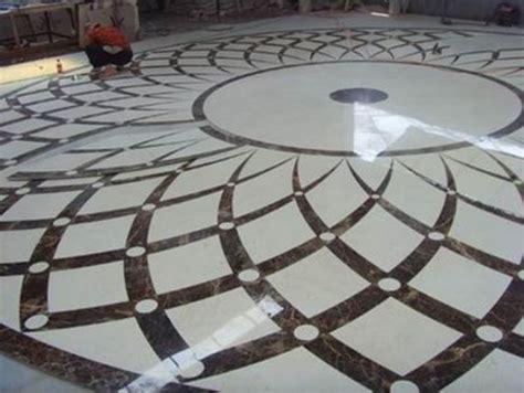 New Design Stone Marble Medallions Waterjet Pattern Design