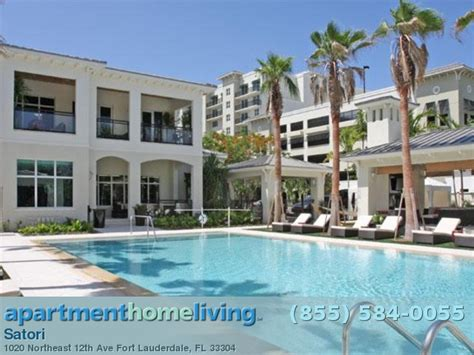 Apartment Communities In Fort Lauderdale Pool
