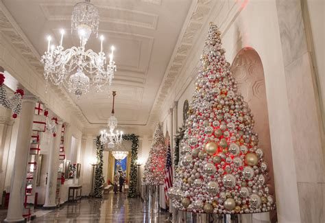 white house christmas decorations inside the white house photos white house christmas decorations 2016 houston