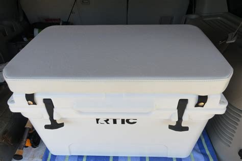 rtic cooler cushion seat the hull truth boating and