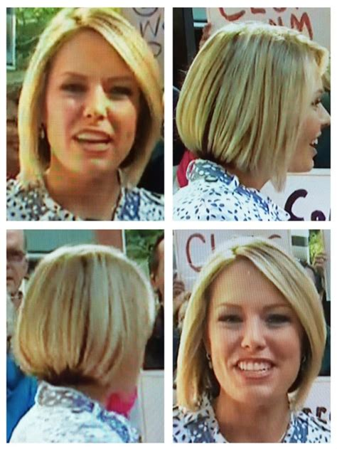 dylan today show hair dylan dreyer hair blonde bob hair pinterest