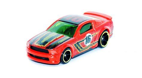 Hotwheels 07 Ford Mustang Merah wheels 07 ford mustang cars