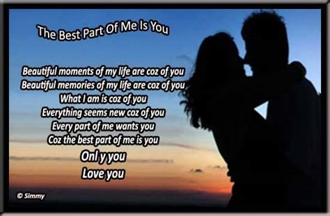The Best Part Of Me Is You! Free Madly in Love eCards