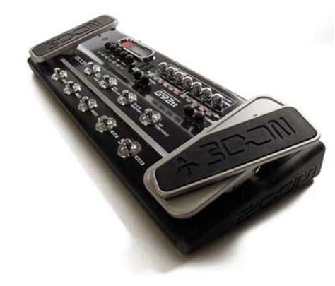 Multi Effect Gitar zoom g9 2tt guitar multi effects pedal gitar