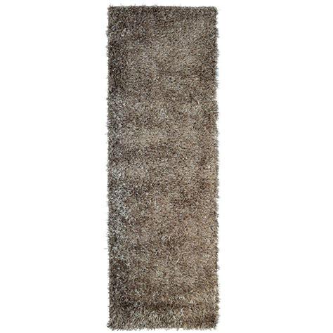 11 ft runner rug home decorators collection city sheen clay 5 ft x 11 ft rug runner csheen511cl the home depot