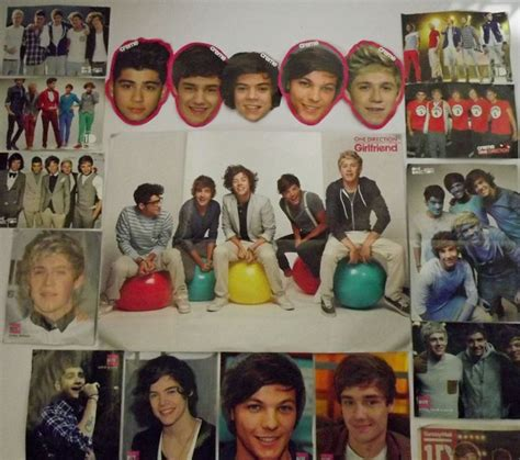 posters on bedroom wall how to create a one direction bedroom
