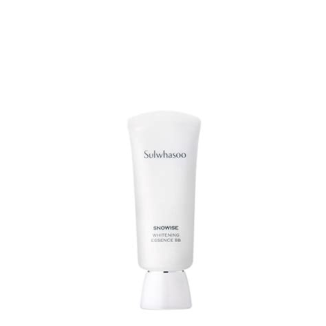 Sulwhasoo Snowise Whitening Essence Bb sulwhasoo snowise whitening essence bb 2 colours 30ml mykbeauty