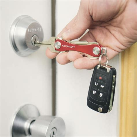 Smart Key keysmart extended keysmart for premium key holders pocket organizers key ring solutions