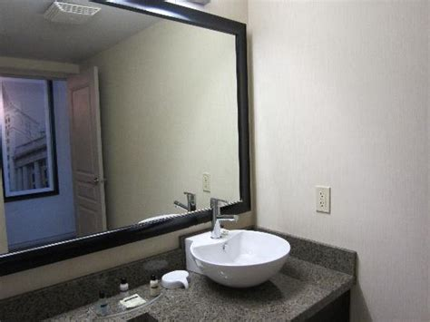 bathroom sinks winnipeg bathroom sink area picture of sandman hotel suites