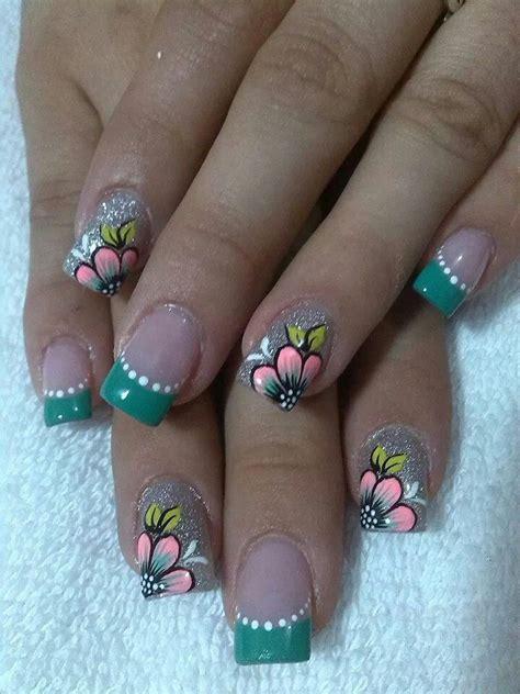 imagenes de uñas pintadas frances m 225 s de 1000 ideas sobre manicure franc 233 s negro en