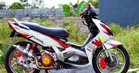 Motor Yamaha Nouvo Z modifikasi motor yamaha nouvo z 2005