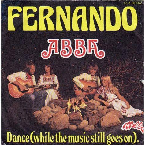 Still On The by Abba Quot Fernando Quot Lyrics Lyrics