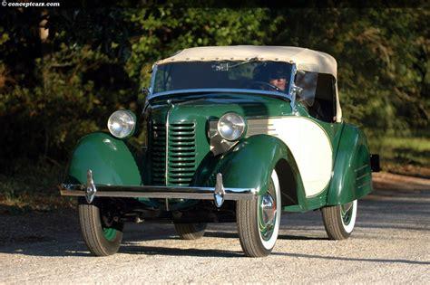 bantam car 1938 american bantam series 60 conceptcarz com