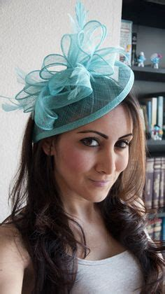 hairstyles with a headband fascinator 1000 images about fascinators on pinterest fascinator