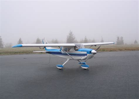 Cessna 182 Rc Plane | cessna 182 63 balsa fiber glass rc airplane returned